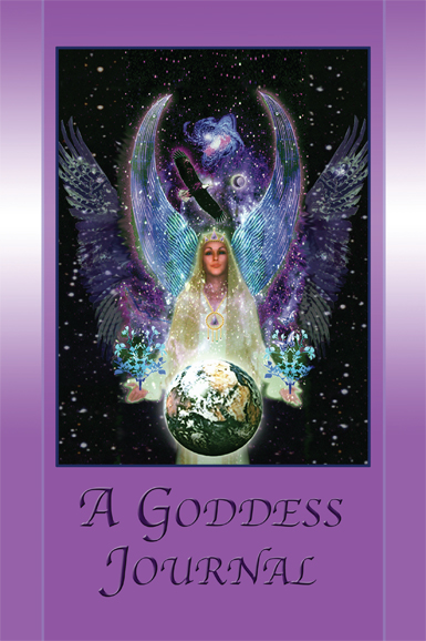 Goddess Journal by Melanie Gendron